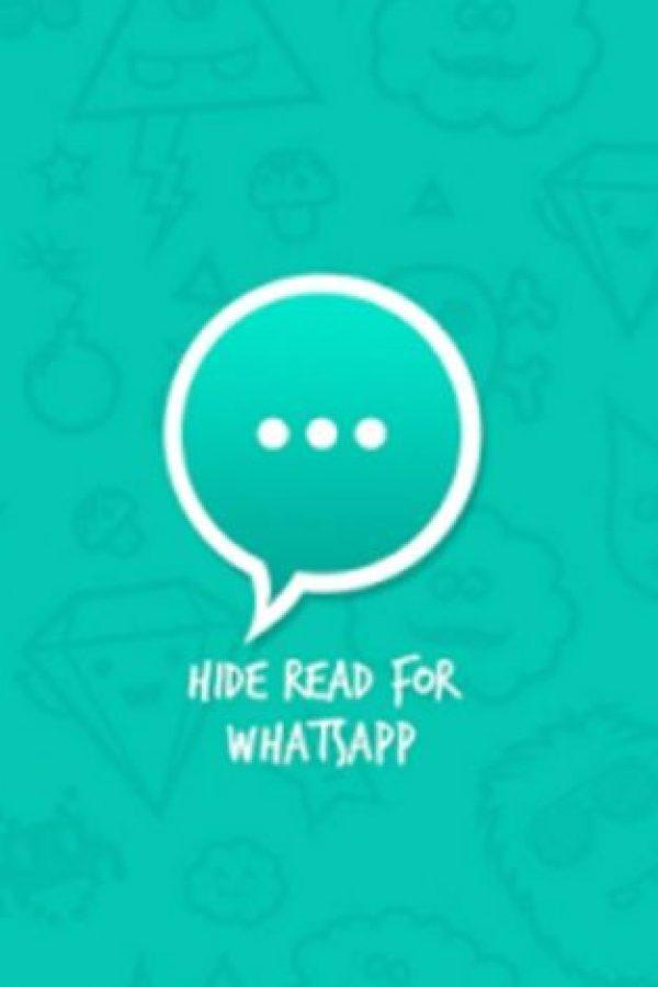 """""""Hide Read for WhatsApp Lite"""" promete no revelar que ya leyeron el mensajes. Foto:vía Mobile App Generation"""
