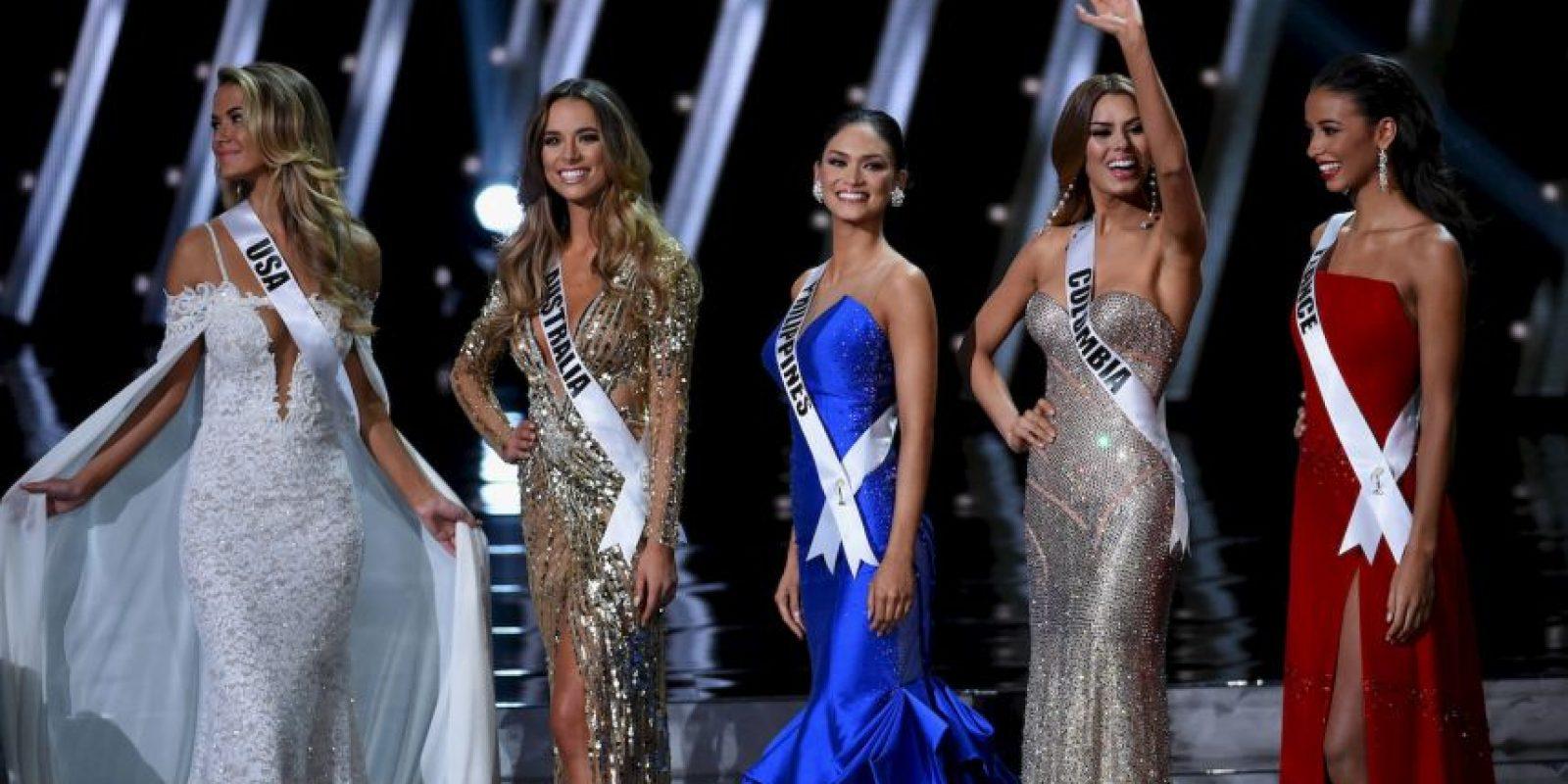 Las instalaciones del Planet Hollywood de Las Vegas fueron las elegidas para la ceremonia del Miss Universo 2015 Foto:Getty Images