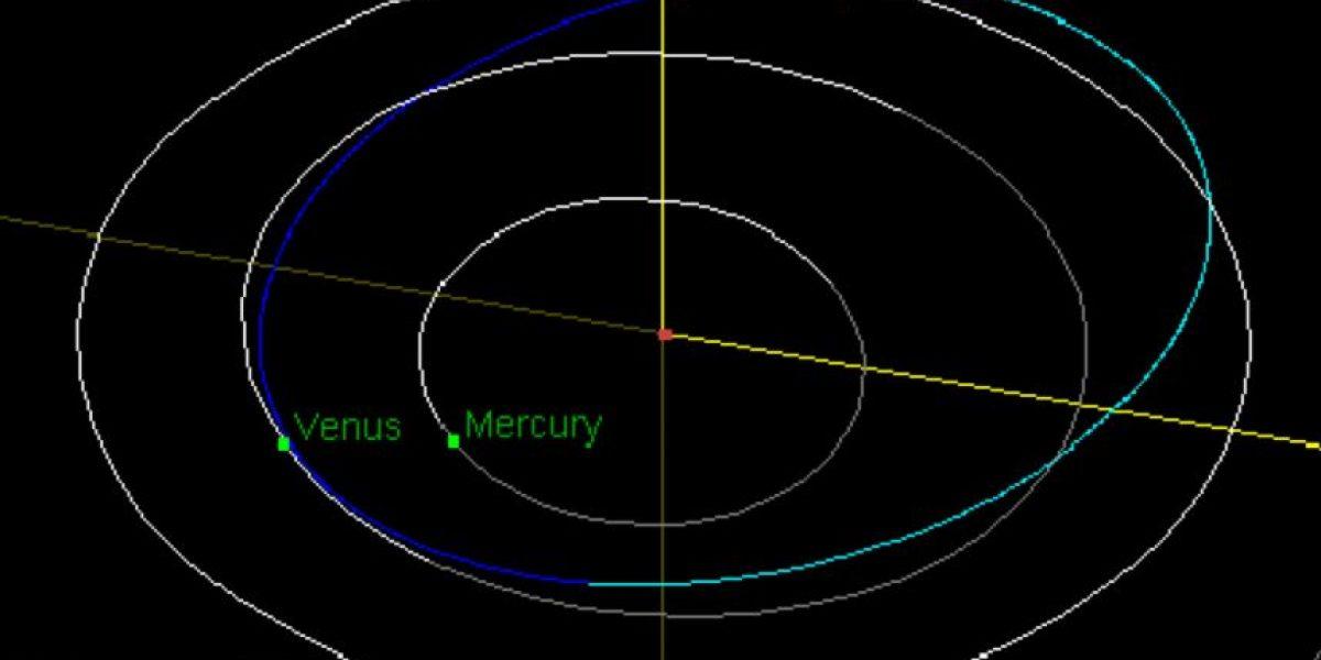 Esta Navidad se aproximará un gran asteroide a la Tierra