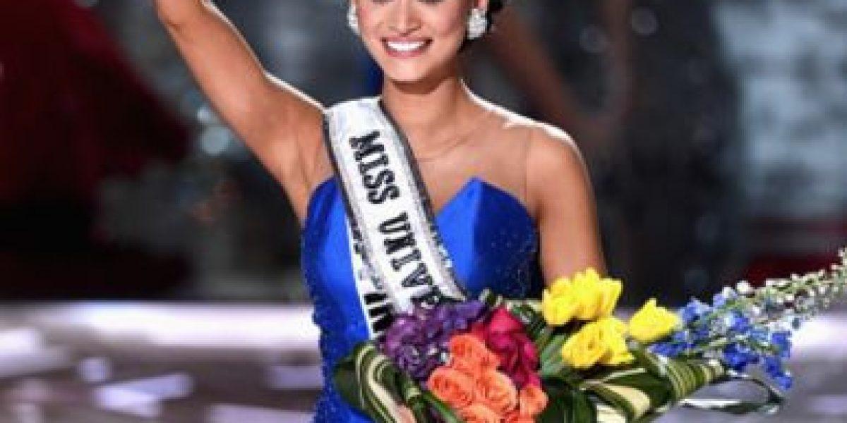 Ella es la ganadora de Miss Universo
