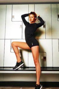 Es una modelo inglesa de 29 años Foto:Vía instagram.com/abbeyclancyofficial/