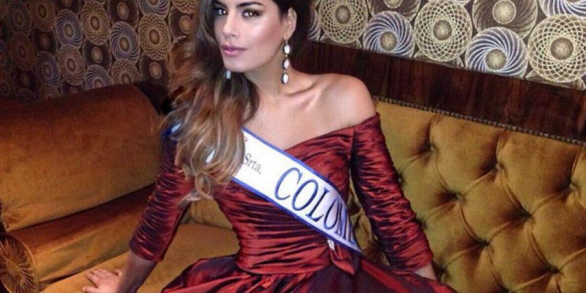 Los colombianos se alistan para recibir a Ariadna Gutiérrez