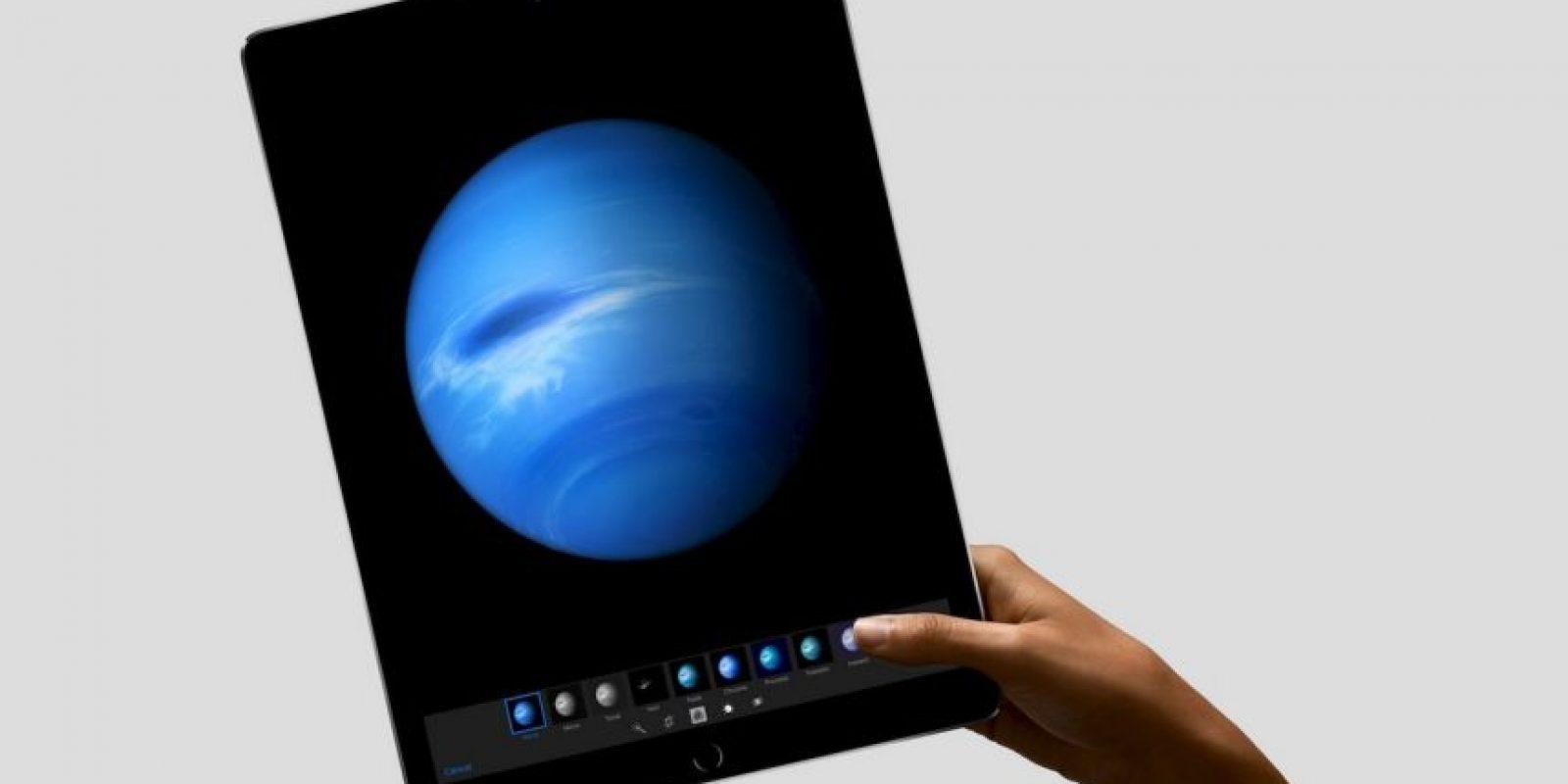 Disponible en tres colores desde 799 dólares; con accesorios como el Apple Pencil y Smart Keyboard que se venden por separado. Foto:Apple