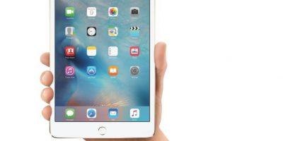 3- iPad mini 4. Foto:Apple