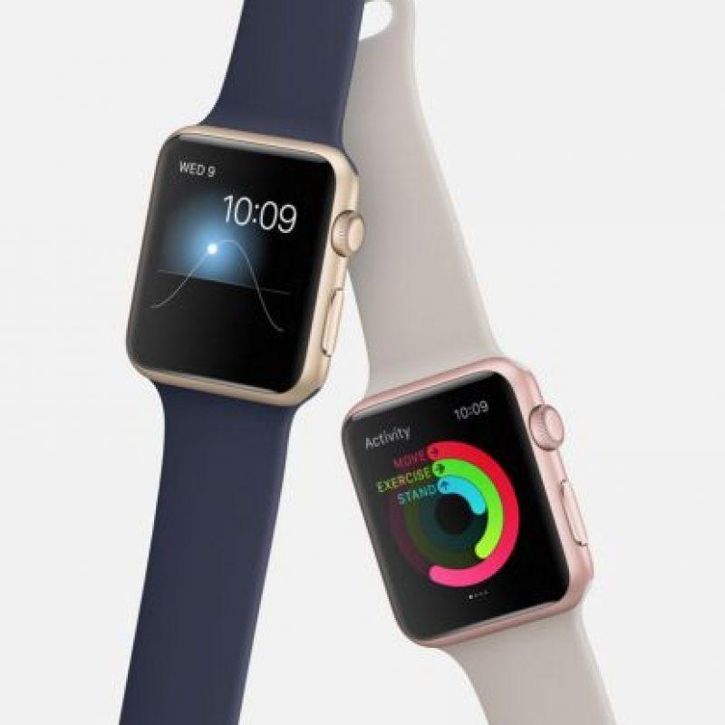 4- Apple Watch. Foto:Apple