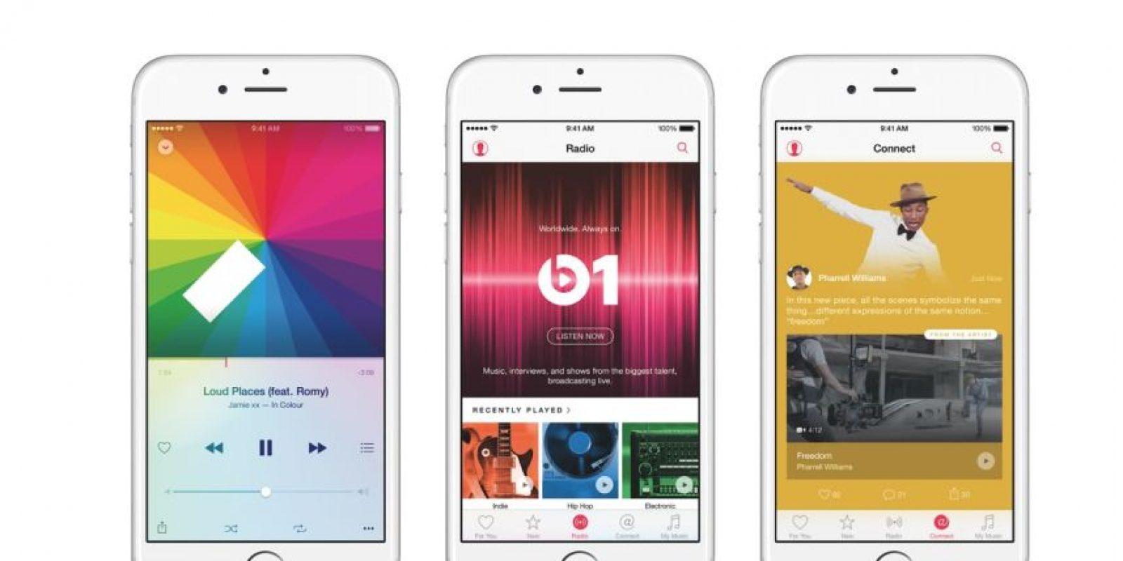Los primeros tres meses son totalmente gratuitos. Foto:Apple