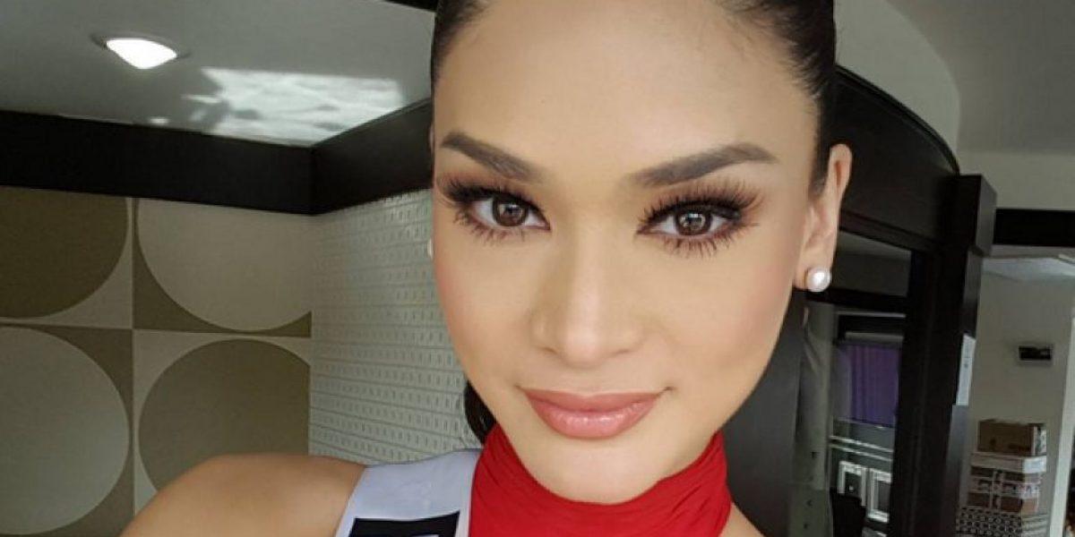 Fotos: Así luce Miss Universo sin maquillaje y sin lentes de contacto