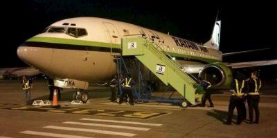 Algunas otras aerolíneas tienen previsto ofrecer vuelos similares el próximo año. Foto:Vía facebook.com/OfficialRayaniAir