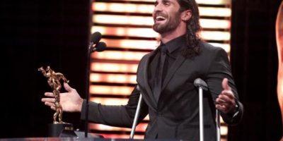 """Obtuvo el premio de """"Superestrella del año"""" Foto:WWE"""