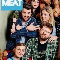 """Fresh Meat"", temporadas 1 a 3 – Disponibles a partir del 1 de enero. Foto:vía Netflix"