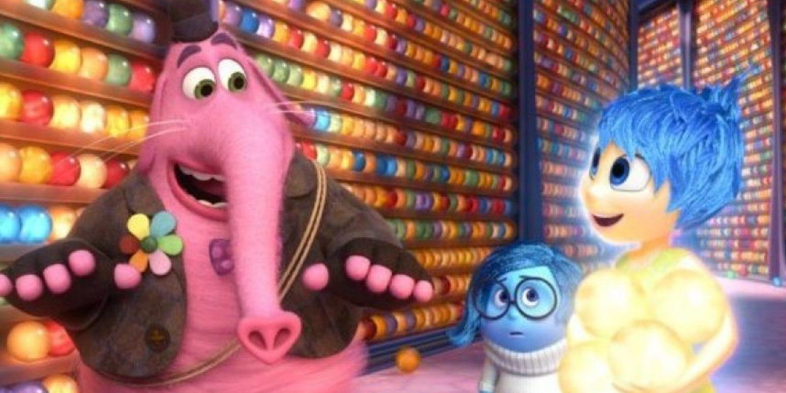 La cinta animada de Disney y Pixar recaudo 851 millones de dólares en el mundo. Foto:IMDb
