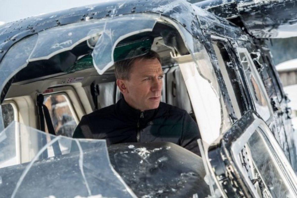 """La cinta de famoso agente secreto """"James Bond"""" recaudó 836 millones de dólares en el mundo. Foto:IMDb"""