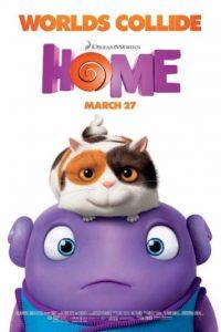 """""""Home"""" tuvo ganancias de 386 millones de dólares en el mundo. Foto:IMDb"""