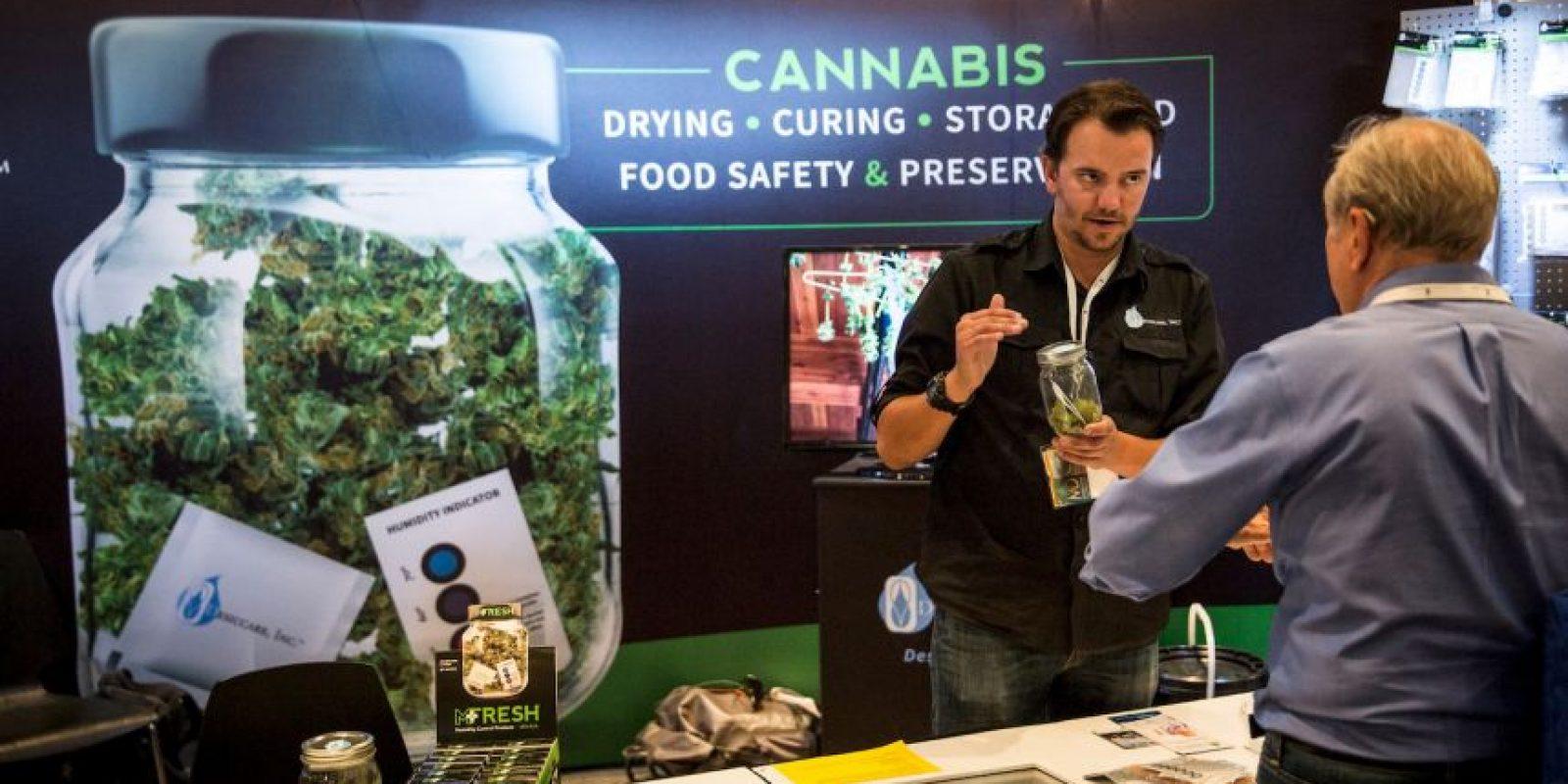 """""""La planta de Marihuana no es medicinal y está compuesta por más de 400 componentes, que sin purificar tienen un efecto tóxco para el cerebro"""", explicó Arnaldo Cruz, presidente del comité Foto:Getty Images"""