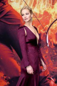 10. Jennifer Lawrence confesó que es fanática de Bill Murray Foto:Getty Images