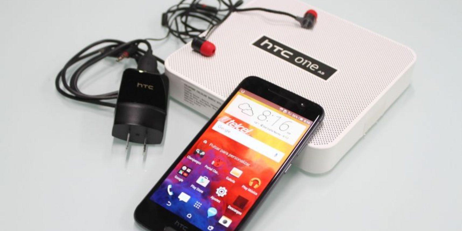 HTC One A9 a la venta ya en América Latina. Foto:Nicolás Corte
