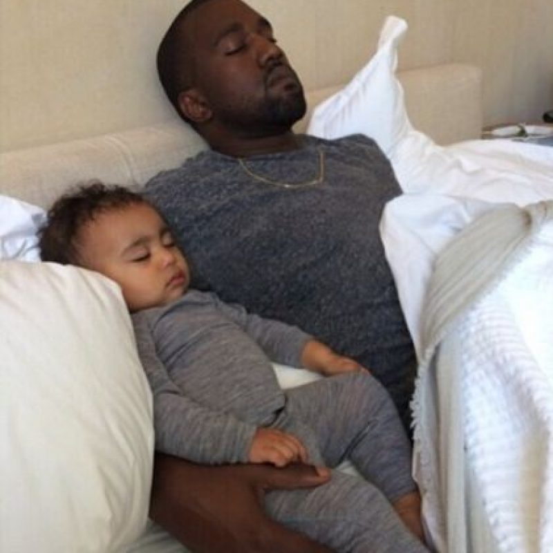 Cada momento de su vida ha quedado documentado en las redes sociales de su madre Foto:Instagram/kimkardashian