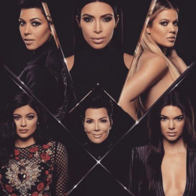 Ellos son los herederos de las hermanas Kardashian Foto:Instagram/krisjenner