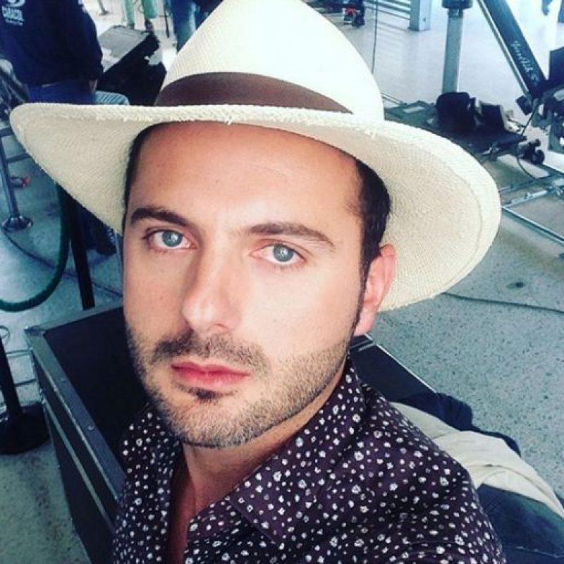 Mario Espitia, protagonista de 'Sinú, río de pasiones'. Foto:Instagram espitiamario