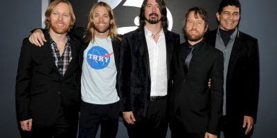 8. Foo Fighters Foto: Getty Images