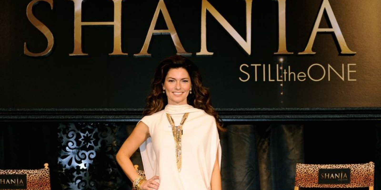 12. Shania Twain Foto: Getty Images