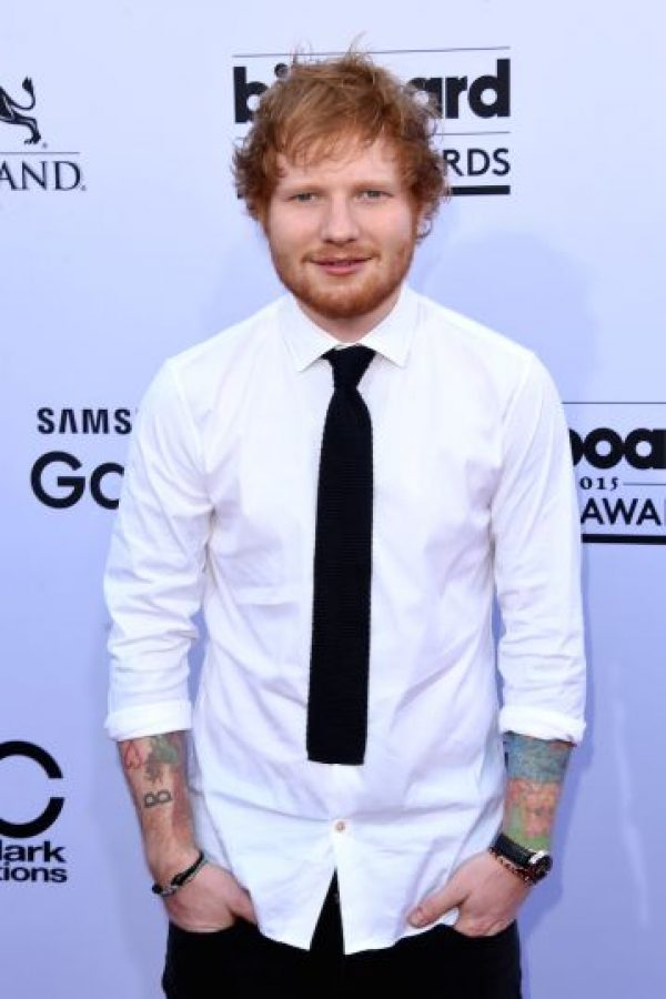 5. Ed Sheeran Foto:Getty Images