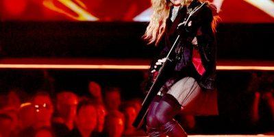 """Su tour """"Rebel Heart"""" obtuvo 2.3 millones de dólares. Foto:Getty Images"""