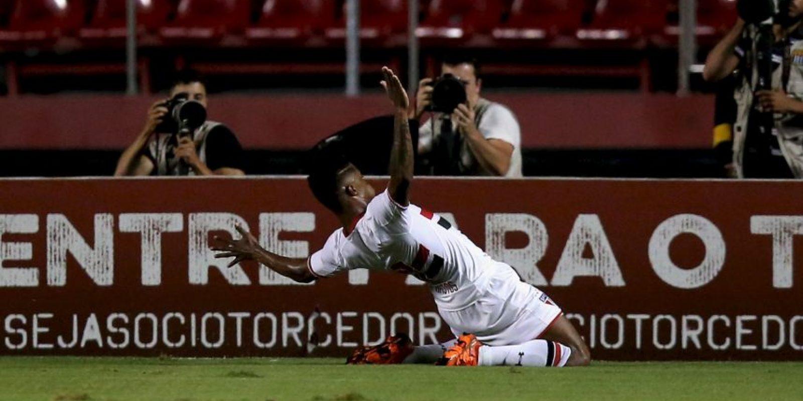 Aunque no ganan la Libertadores desde 2005, el combinado paulista espera conseguir su cuarta Copa Libertadores Foto:Getty Images
