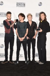 2. One Direction Foto: Getty Images