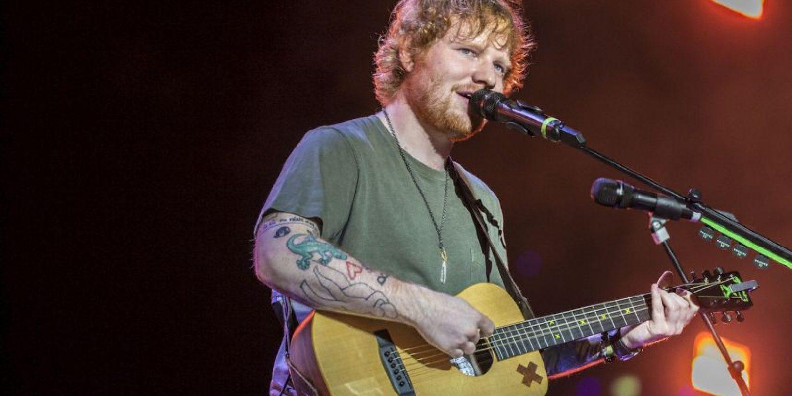 El cantante obtuvo 1.4 millones de dólares Foto:Getty Images