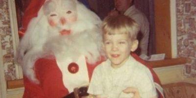 Papá Noel está poseído Foto:Awkward Family Photos