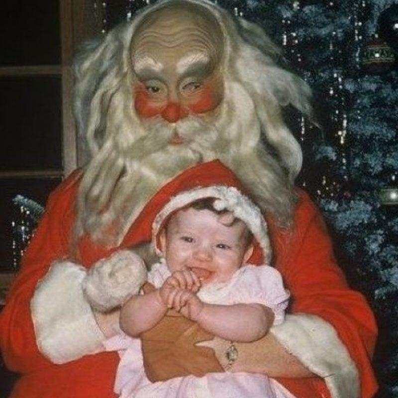 ¿A caso eso es un Santa? Foto:Tumblr.com/Tagged/santa-miedo