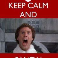 ¡Santaaa! Foto:Tumblr.com/Tagged-Christmas-memes