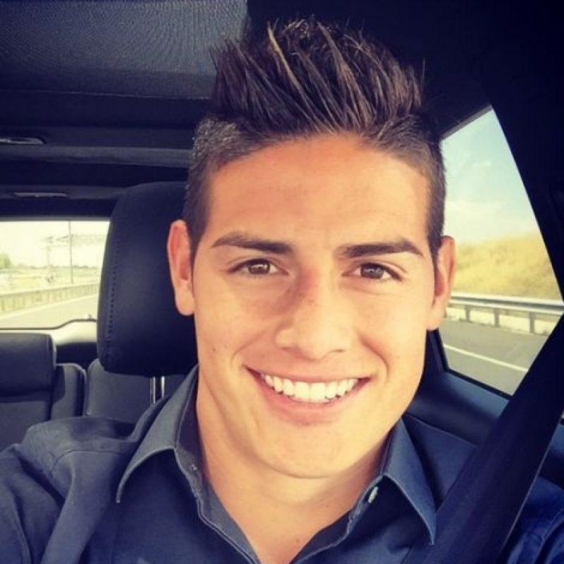 Foto:Instagram jamesrodriguez10