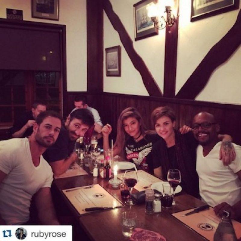 Levy compartirá créditos con los actores Ruby Rose, el canadiense Shawn Roberts y la modelo japonesa Rola. Foto:Instagram/willevy