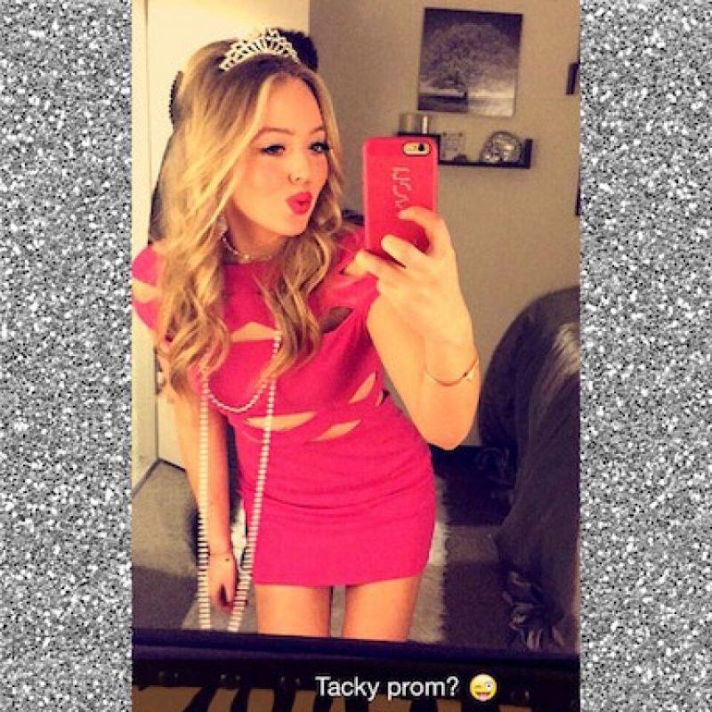 Las fotos con las que Tiffany Trump conquista a sus seguidores en Instagram Foto:Instagram.com/TiffanyTrump