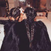 North y Kim Kardashian Foto:Instagram/krisjenner