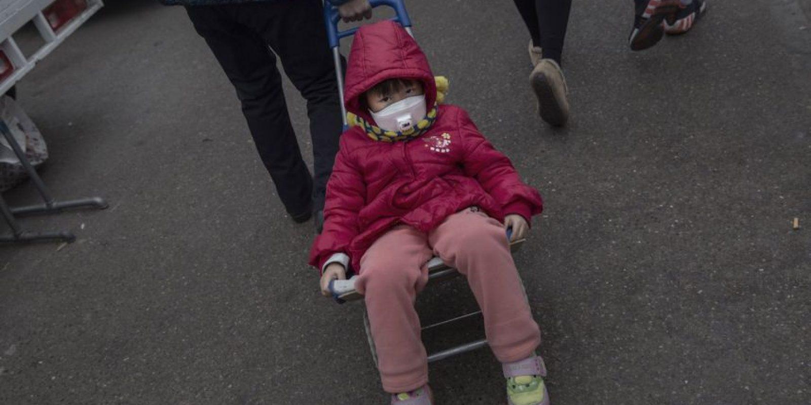 En mayo de este año, el gobierno lanzó una campaña en contra del aborto selectivo, práctica realizada por mujeres quienes se enteran que su futuro bebé será niña. Foto:Getty Images
