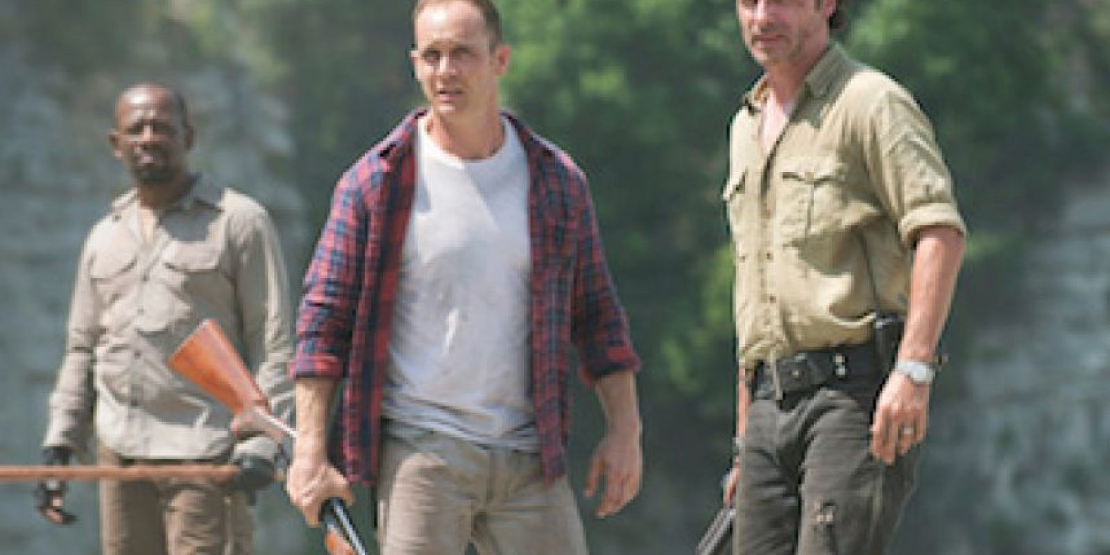 """2. """"The Walking Dead"""" con 6.9 millones de descargas Foto:IMDb"""