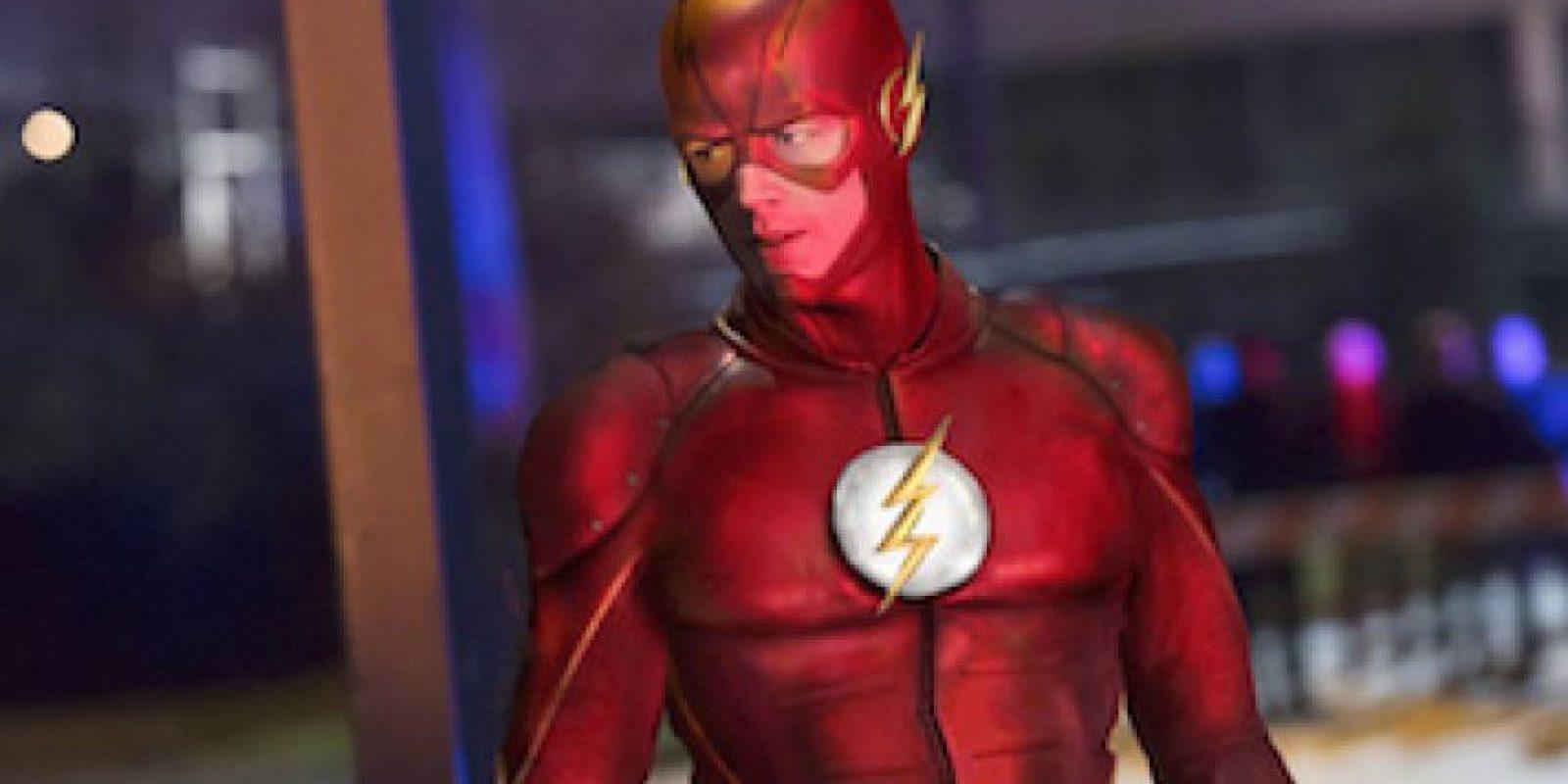 """5. """"The Flash"""" con 3.6 millones de descargas Foto:IMDb"""