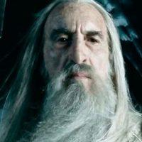 """El también intérprete de """"Saruman"""" en """"El Señor de los anillos"""" falleció a causa de problemas respiratorios. Foto:Warner Bros"""