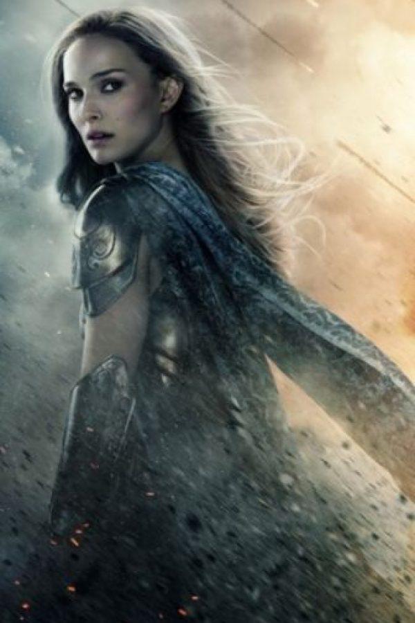 Natalie amenazó con no formar parte de la película a causa de ésto, pero tuvo que hacerlo por obligación contractual. Foto:Marvel