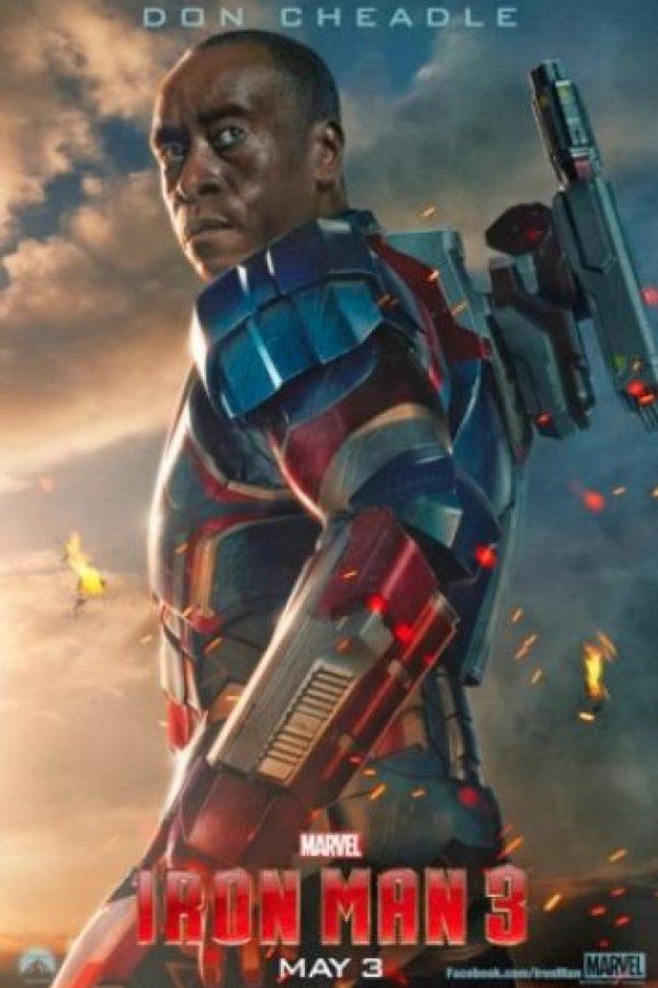 El actor asegura que el responsable de esto fue Robert Downey Jr. Foto:Marvel