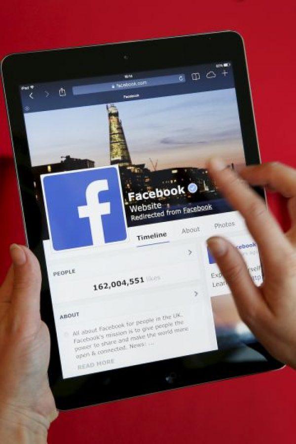 La estafa solamente desea esparcir el mensaje a través de la red social. Foto:Getty Images