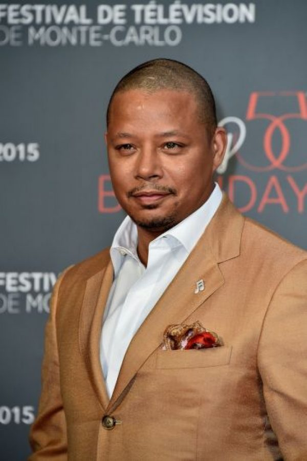 "Terrence Howard interpretó a ""James Rhodes"" en ""Iron Man"" Foto: Getty Images"