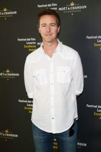 Incluso, Edward Norton se negó a promocionar la película. Foto: Getty Images