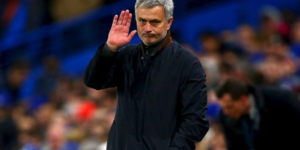 José Mourinho y el sueño de dirigir a una selección nacional en 2016