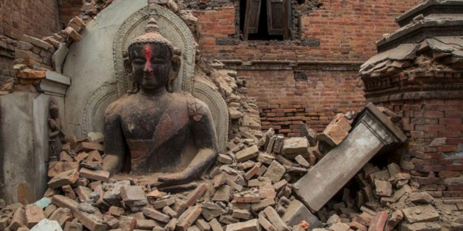 Incluso se le ha llegado a comparar con Buda. Foto:Getty Images
