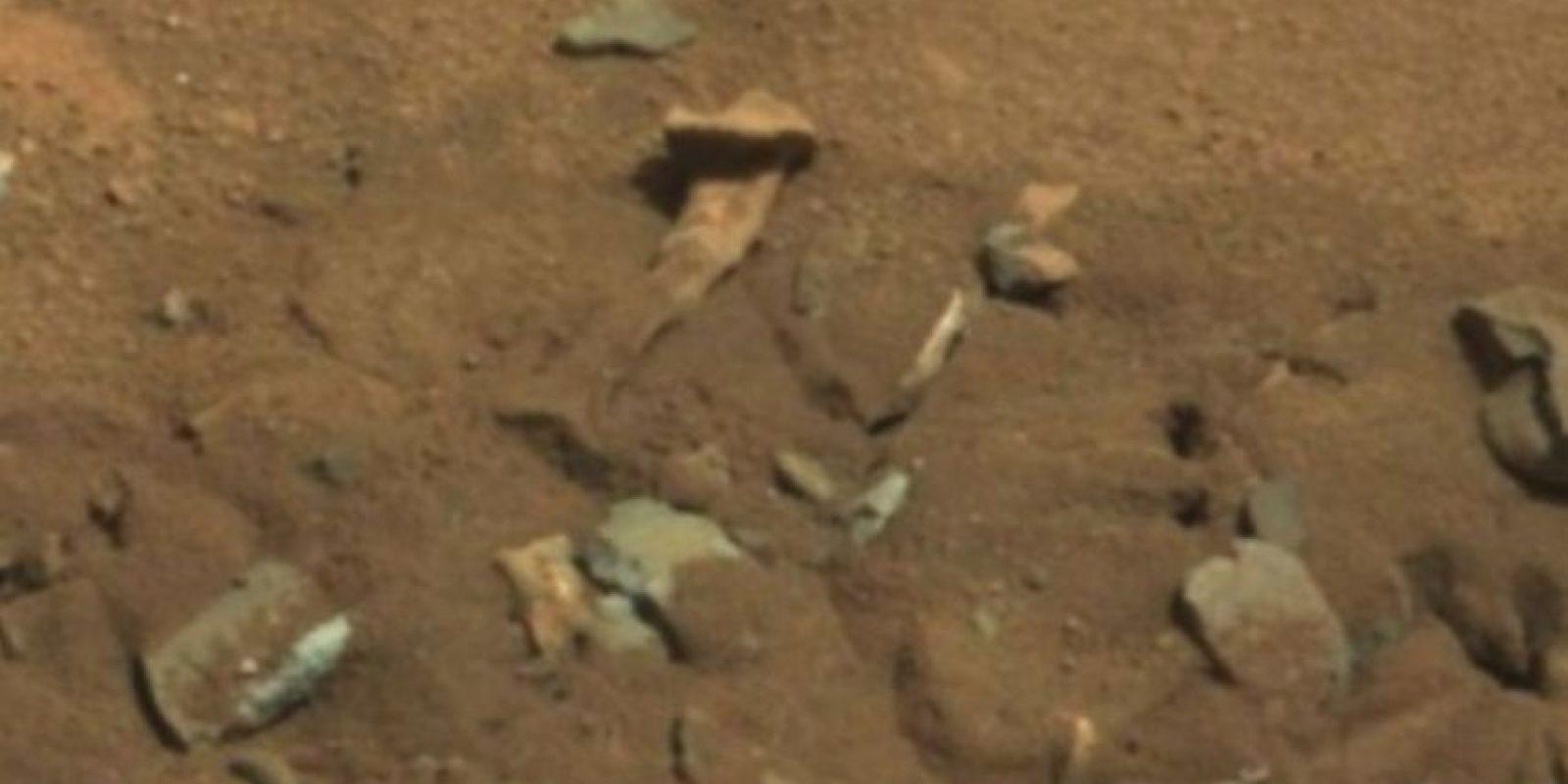 Se descubrió en agosto de 2014 Foto:Vía mars.jpl.nasa.gov/