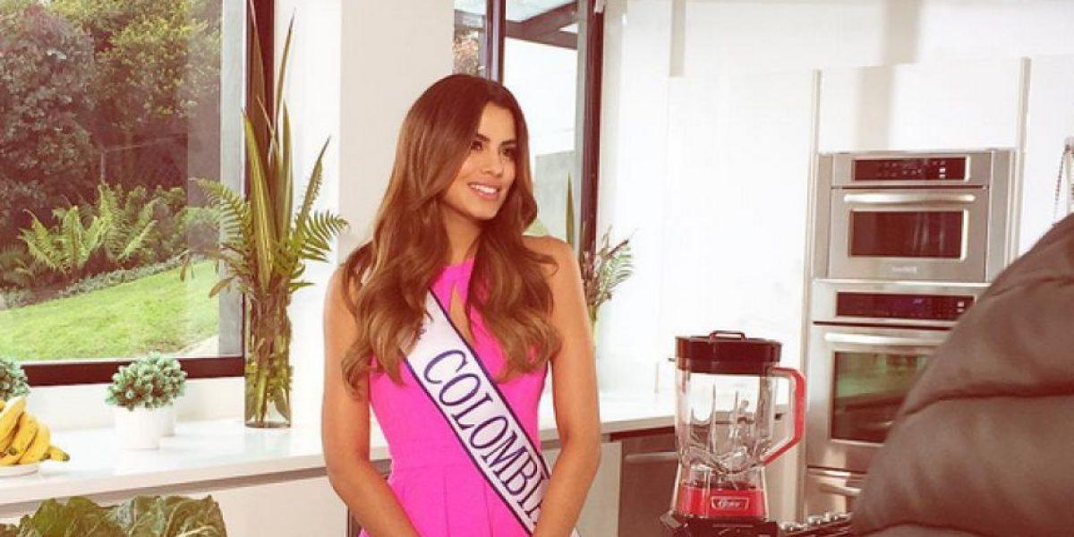 Ariadna Gutiérrez trabajaría con Sofía Vergara